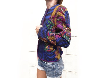 Gianni Versace 80s jacket.