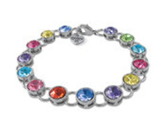 CHARM IT - Crystal Bracelet