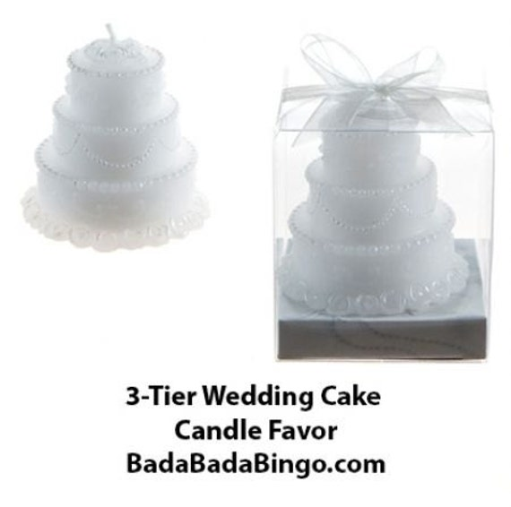 wedding cake scented candle items similar to candle three tier wedding cake on etsy 24031