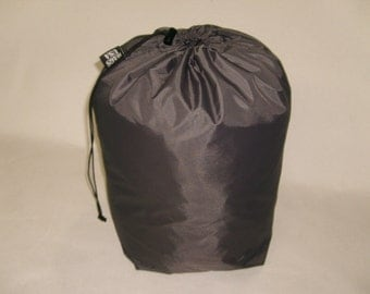 Stuff Sack Small,Sleeping Bag Cover,Drawstring Bag Closure Made in U.S.A.