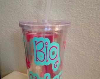 Big sister cup