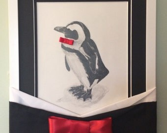 Fancy Tuxedo Penguin!