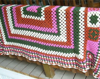 The Granny and Babies Afghan