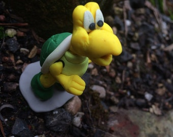 Mario Koopa Troopa Ornament.