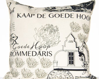 Afrikaans Pillow/Cushion no J. Cover only