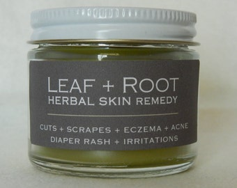 HERBAL SKIN REMEDY  -- a medicinal healing salve.