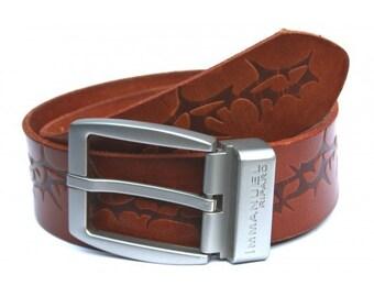 Men's Designer Casual Belt for Followers of Christ