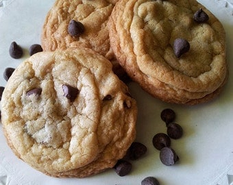 The Best Crispy and Chewy Homemade Cookies