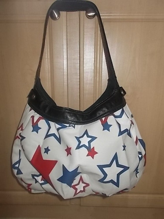 New Thirty One Purse Skirt For Retired Purse Red White