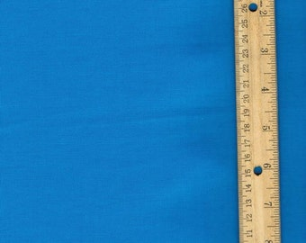 Aqua Fabric, Fabric by the Yard, quilting fabric, sewing fabric, Blue fabric