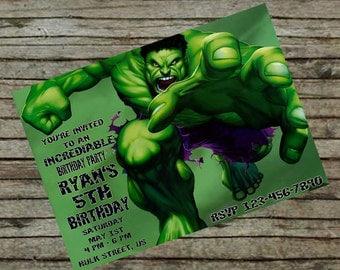 il_340x270.615479486_frhq hulk birthday etsy,Hulk Birthday Invitations