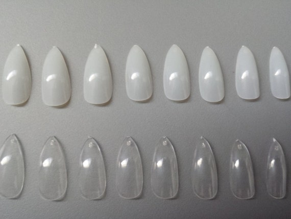 Diy stiletto nails press on nails glue on nails pointy like this item solutioingenieria Image collections