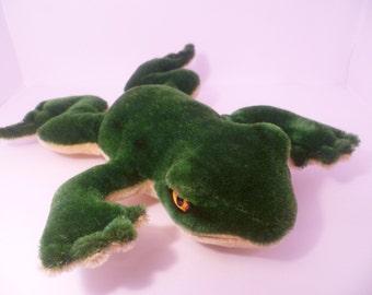Steiff frog Froggy 1960's