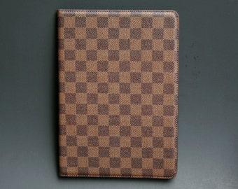 On Sale!!!! iPad 5 Case, iPad5 Case, Grid iPad 5 Case, Grid iPad5 Case,  Brown iPad 5 Case, chessboard iPad 5 Case, chessboard iPad5 Case