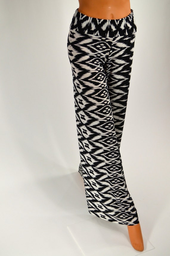 Black and white Mudcloth-Leggings-Tribal Pattern-African Continent-Africa-Women-Yoga Leggings-Afrocentric-Black Pride-tights-yoga pants ***BUY MATCHING TANK TOP AND GET $15 OFF SET!!