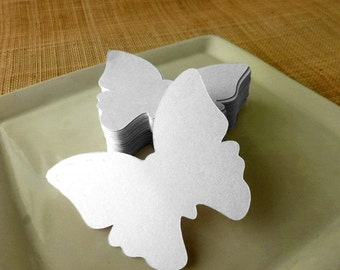 Butterfly name tag place card blessing card for Wedding or Party