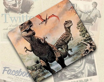 Dinosaurs Large Mousepad Mouse Pad Great Gift Idea LMP162