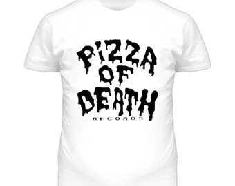 Pizza Of Death Records Vintage Music T Shirt