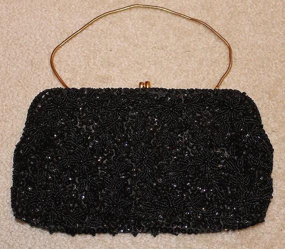 Perfect Black Evening Bag by Stylecraft Miami.