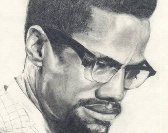 a thesis on malcolm x Malcolm x outline a man who stands for nothing will fall for anything thesis  statement: malcolm x was a courageous advocate for the rights of african thesis  of.