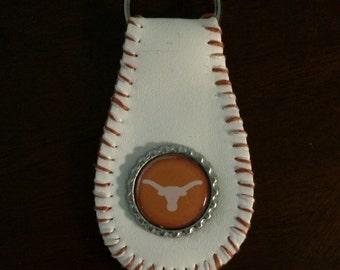 Texas Longhorn Keychain