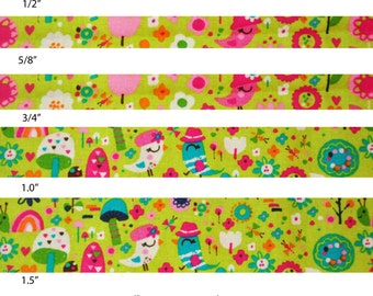 Fun Forest Dog or Cat Collar