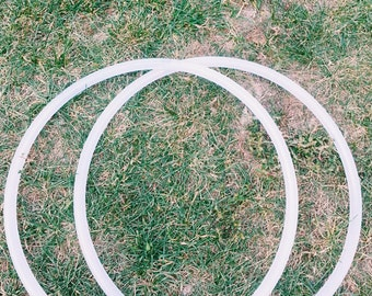 natural polypro mini hoops