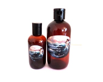 Aphrodite massage oil - love sensual romantic erotic aphrodisiac oil for lovers. 100, 250 ml. Fresh And Sensual Fragrance For Your Pleasure!