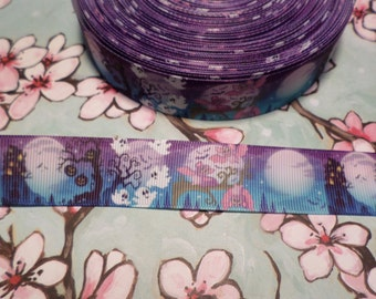 Halloween Grosgrain ribbon