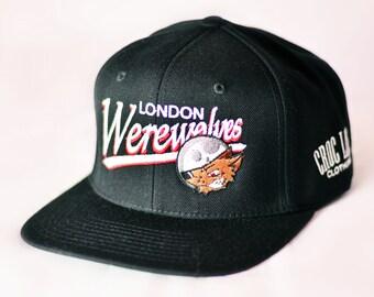 London Werewolves Snapback