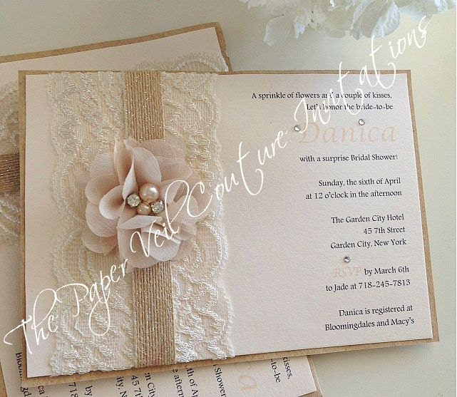 Couples Wedding Shower Invitations is amazing invitation template