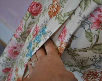Bridal POCKETS--add pockets to any full circle skirt in my store