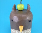 owls love apples