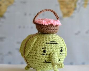 Adventure Time - Tree Trunks - Elephant Amigurumi Crochet PDF Pattern