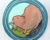 Merit Badge for 'being busy as a beaver'