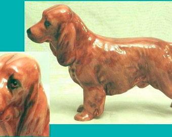 Royal Doulton Cocker Spaniel Figurine HN 1184