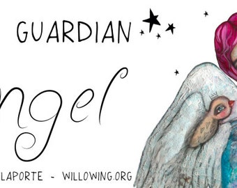 Inner Guardian Angel - Self Study Mini Class - Online Download (without DVD)