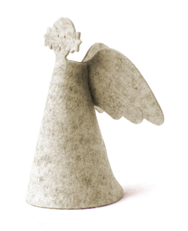 Felt Angel Patterns Felt Angel Tree Topper