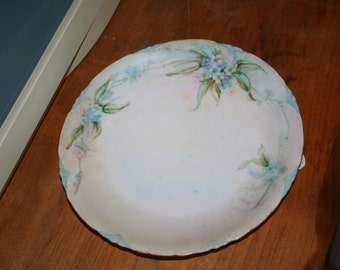 Forget-me-not Dish
