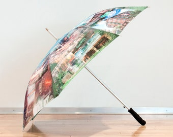 Art Umbrella - Saint Paul, Minnesota Photo Collage
