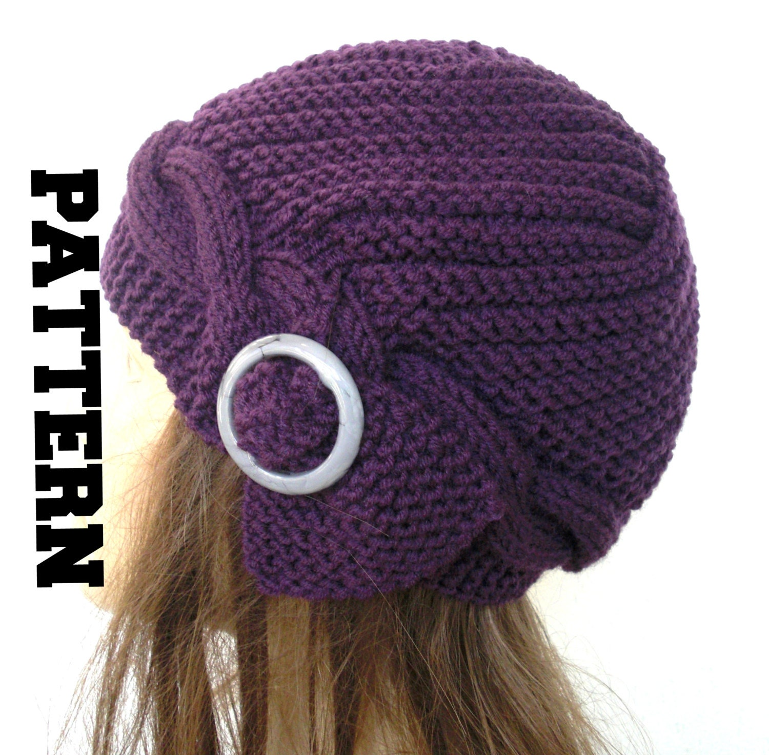 Cable knit hat pattern instant download knit hat pattern digital cable knit hat pattern instant download knit hat pattern digital hat knitting pattern pdf cloche hat knit pattern bankloansurffo Gallery