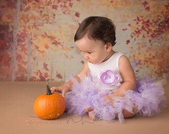 Lavender Tutu, Lavender Dress, Baby Girls Birthday Tutu Dress, 1st Birthday Outfits for Toddler Girls, Cake Smash Outfit