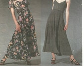 Vogue 1304 Designer Sewing Pattern By Perry Ellis // Dress Size 12 14 16