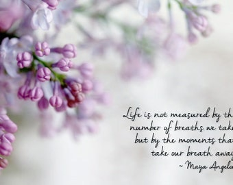 "Shop ""maya angelou quote"" in Photography"