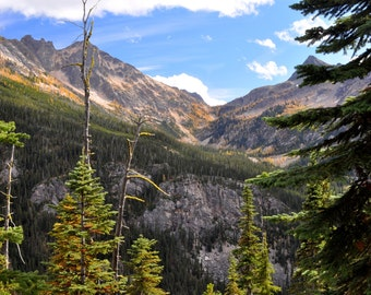 Fine Art Photo North Cascades National Park, Washington