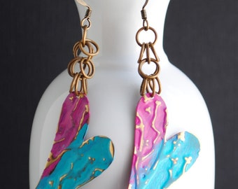 Boho Love Earrings