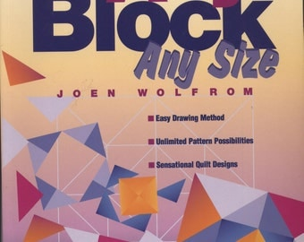 Make Any Block Any Size by Joen Wolfrom FMB00084