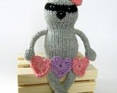 Valentine's Day Raccoon