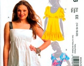 McCall's M5626 Misses' Tunic Sewing Pattern - Uncut - Size 14, 16, 18, 20