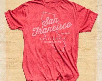 San Francisco Shirt | San Francisco T Shirt